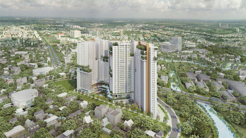 Dự án căn hộ Tecco City Bình Dương