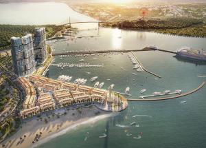Tòa tháp biểu tượng vươn tầm thế giới Sun Marina Town - Sungroup